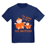Halloween big brother Kids T-shirts (Dark)