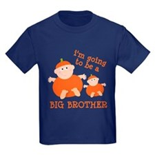 little pumpkin big brother T