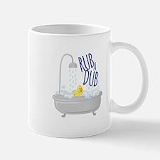Rub A Dub Mugs