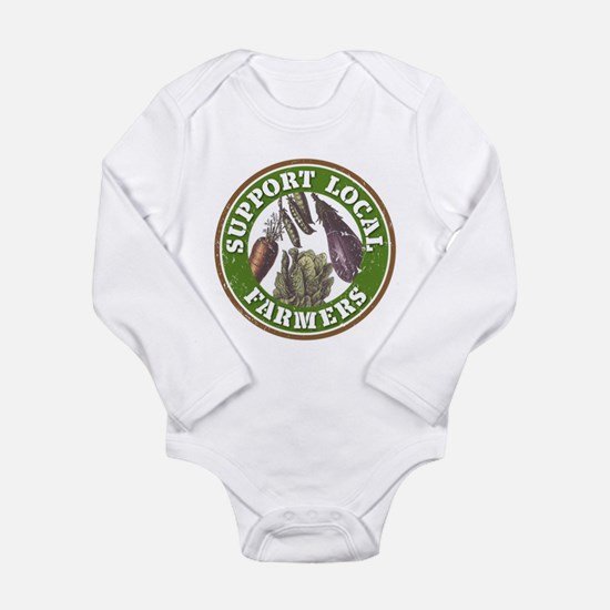 Support Local Farmers Body Suit