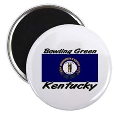 Bowling Green Kentucky Magnet