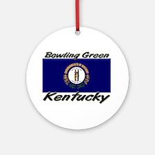 Bowling Green Kentucky Ornament (Round)