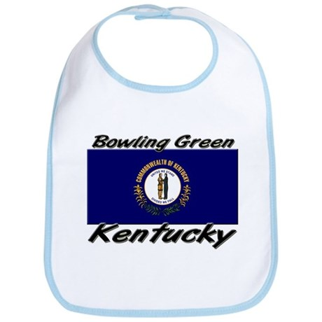 bowling green kentucky bib by ilovecities. Black Bedroom Furniture Sets. Home Design Ideas