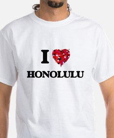 I love Honolulu Hawaii T-Shirt