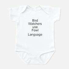 Bird Watchers Infant Bodysuit