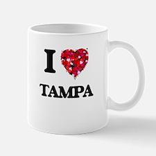 I love Tampa Florida Mugs