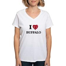 I love Buffalo New York T-Shirt