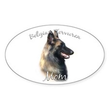 Terv Mom2 Oval Decal