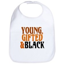 young, gifted, black Bib
