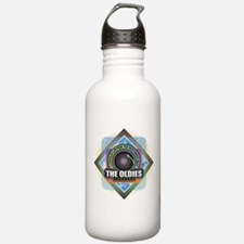 Oldies Forever Water Bottle