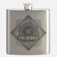 Oldies Forever Flask