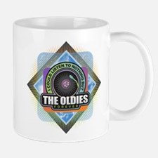 Oldies Forever Mugs