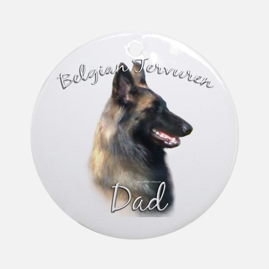 Terv Dad2 Ornament (Round)