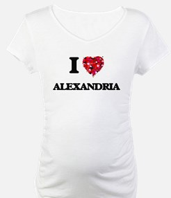 I love Alexandria Virginia Shirt