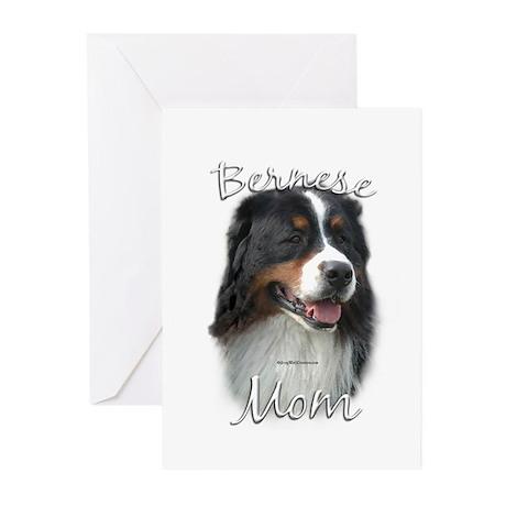 Berner Mom2 Greeting Cards (Pk of 20)