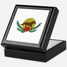 Derby Day Logo Keepsake Box