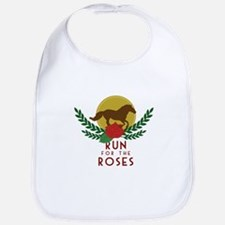 Run For Roses Bib