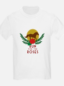 Run For Roses T-Shirt