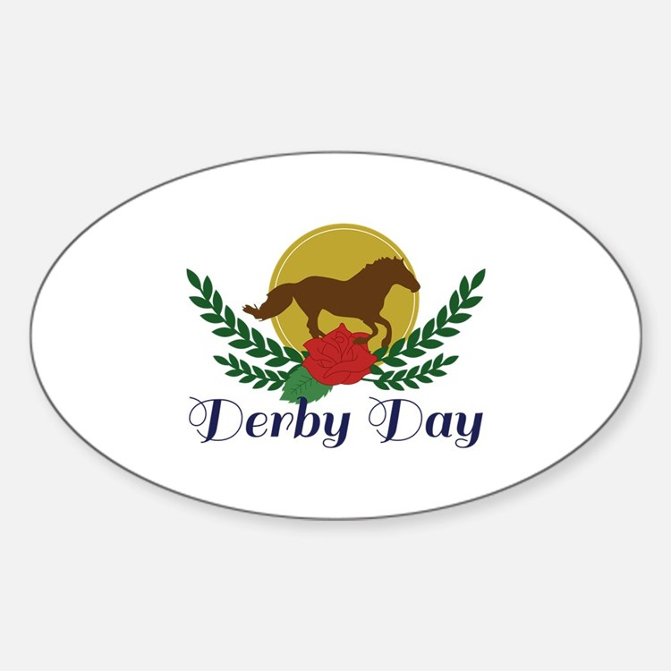 Derby Day Decal