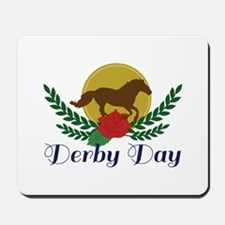Derby Day Mousepad