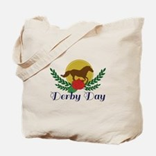 Derby Day Tote Bag