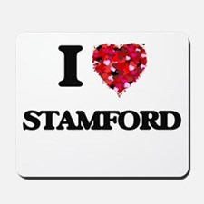 I love Stamford Connecticut Mousepad