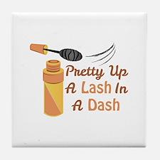 Lash In A Dash Tile Coaster