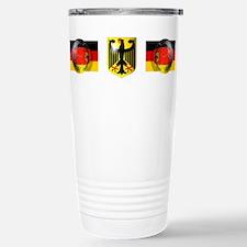 Germany Football Travel Mug