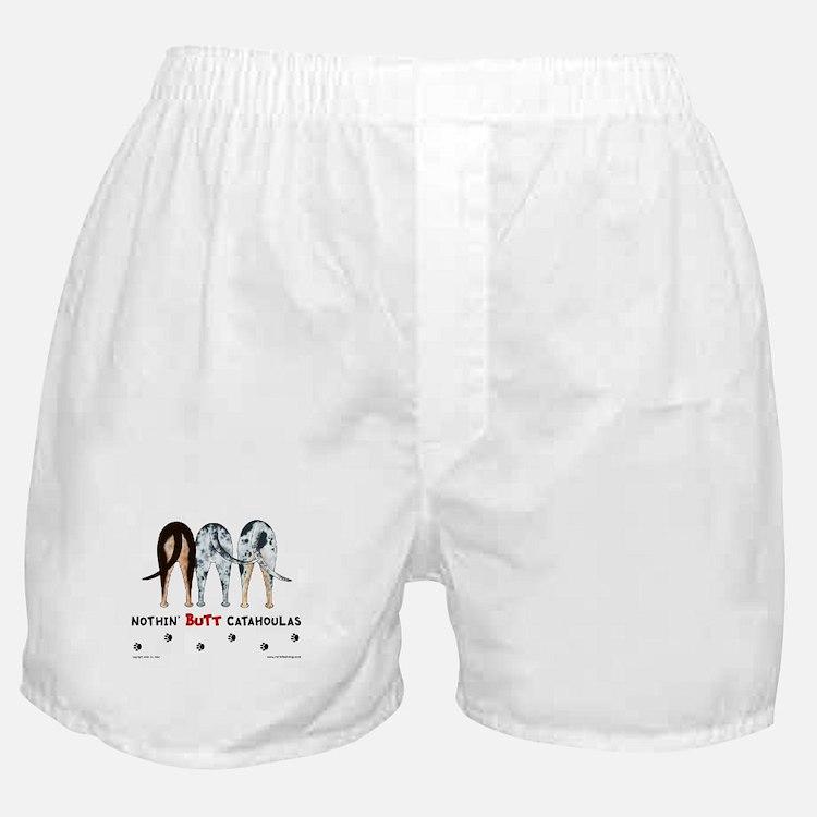 Nothin' Butt Catahoulas Boxer Shorts