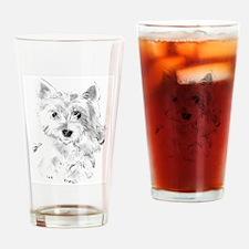 Westy Drinking Glass