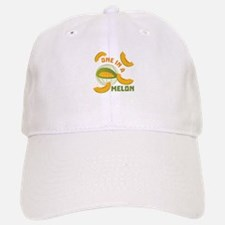 One In A Melon Baseball Baseball Baseball Cap