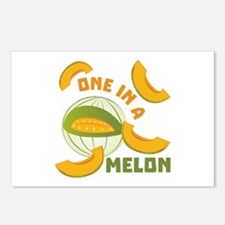 One In A Melon Postcards (Package of 8)