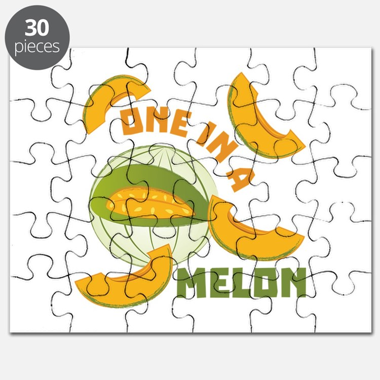 One In A Melon Puzzle