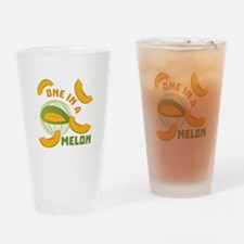 One In A Melon Drinking Glass