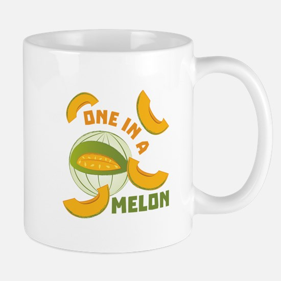 One In A Melon Mugs