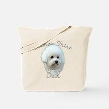 Bichon Dad2 Tote Bag