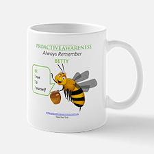 Always Remember BETTY Mugs