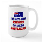 Australian Large Mugs (15 oz)