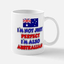 Not Just Perfect Australian Mugs
