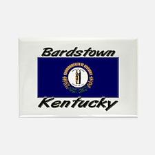 Bardstown Kentucky Rectangle Magnet