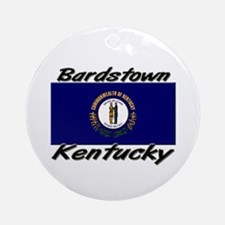 Bardstown Kentucky Ornament (Round)