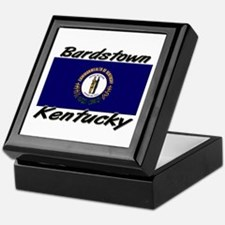 Bardstown Kentucky Keepsake Box