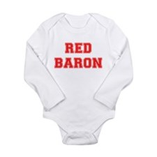RED BARON! Body Suit