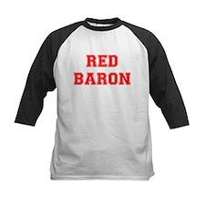 RED BARON! Baseball Jersey