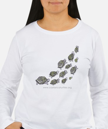 TURTLE UP Long Sleeve T-Shirt