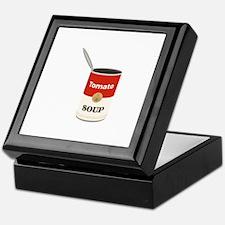 Tomato Soup Keepsake Box