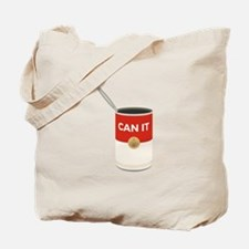 Can It Tote Bag