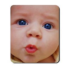 Baby Face Mousepad