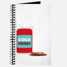 Cold Drinks Journal