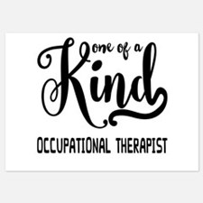 One of a Kind Occupational Therapis Invitations